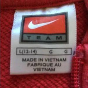 Nike Jackets & Coats - Iowa State Cyclones Hoodie Jacket Youth Large